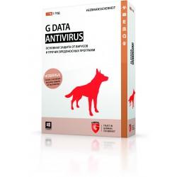 Антивирус G Data AntiVirus на 1 ПК