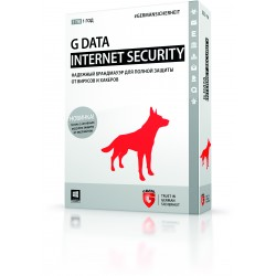 Антивирус G Data InternetSecurity