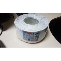 Коаксиальный кабель 100 метров  SAT-703 SATTEL